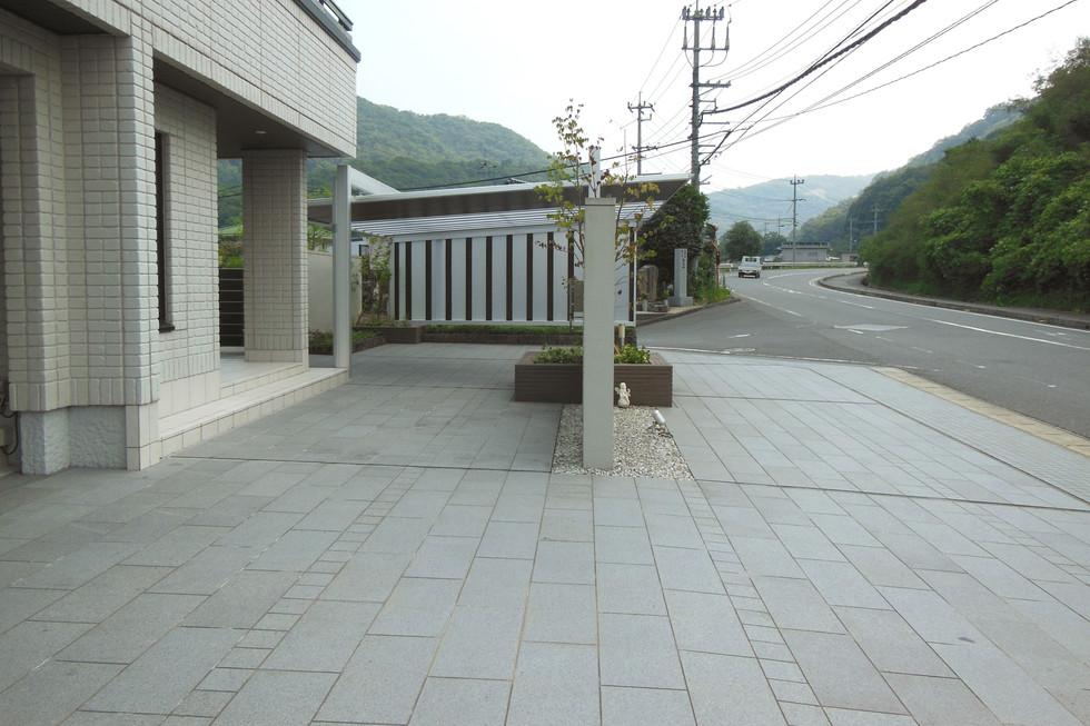 09/10 既存物との調和(その1) ガーデン工事(リノベーション)