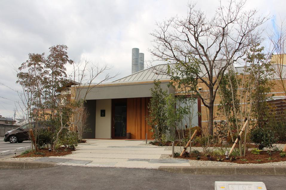 08/13 つながりの庭 ガーデン工事(リノベーション)