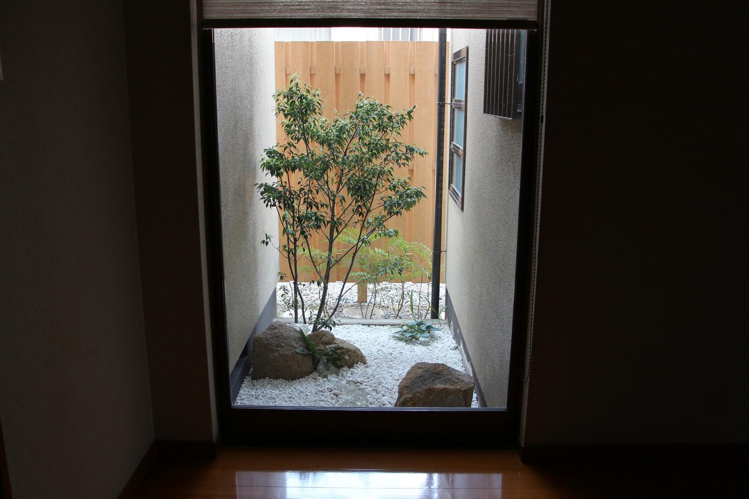 日常と非日常の狭間|ガーデン工事(リノベーション)