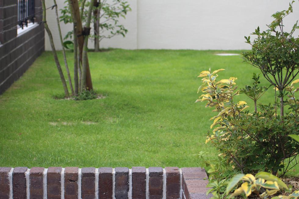 04/17 普段着の庭 ガーデン&エクステリア工事