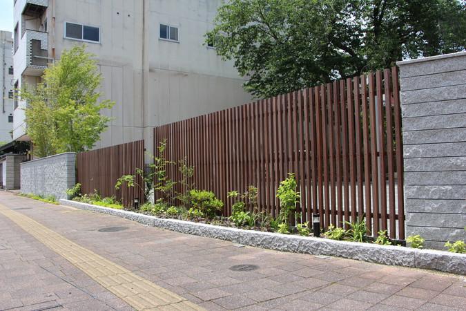 10/27 さくらを愛でながら ガーデン工事(リノベーション)