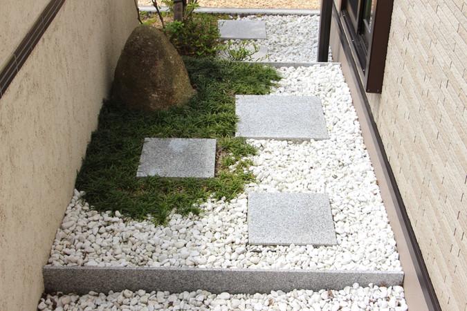 24/26 曖昧な境界線 ガーデン工事