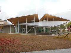 #008-02 県内の良い処、建築家による大学施設へ