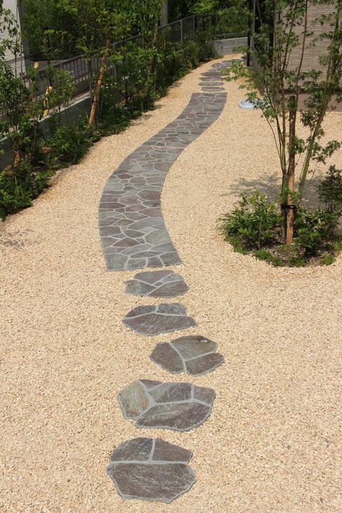 07/26 曖昧な境界線 ガーデン工事