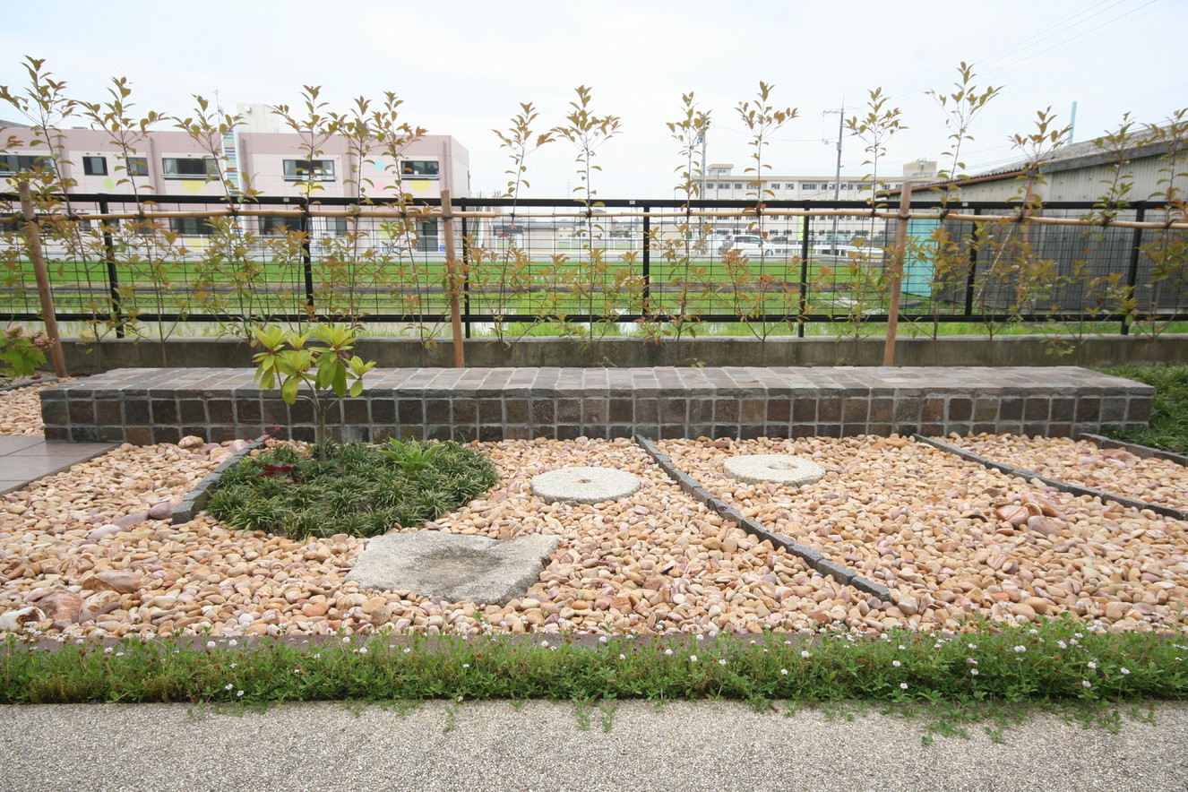 03/11 出迎えの庭 ガーデン工事