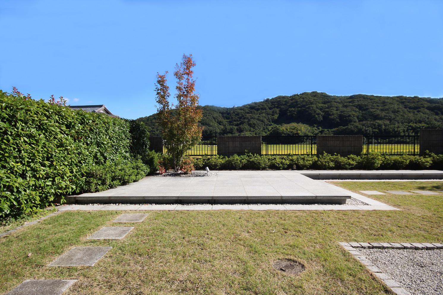 見立ての庭|ガーデン工事