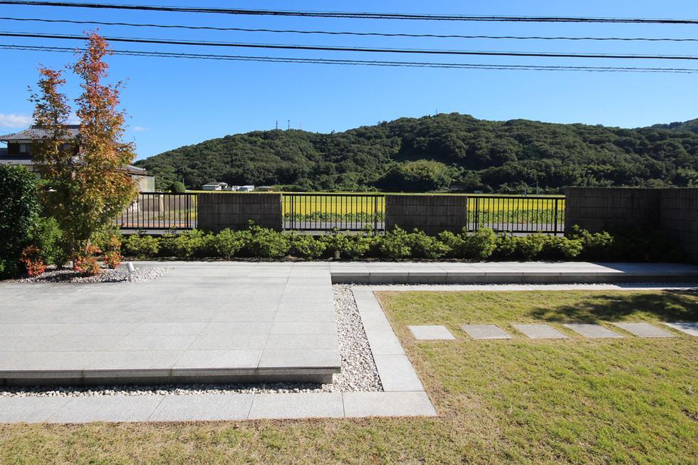 03/23 見立ての庭 ガーデン工事