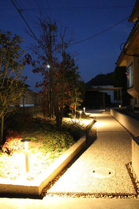28/30 ゆったりと構える ガーデン工事(リノベーション)
