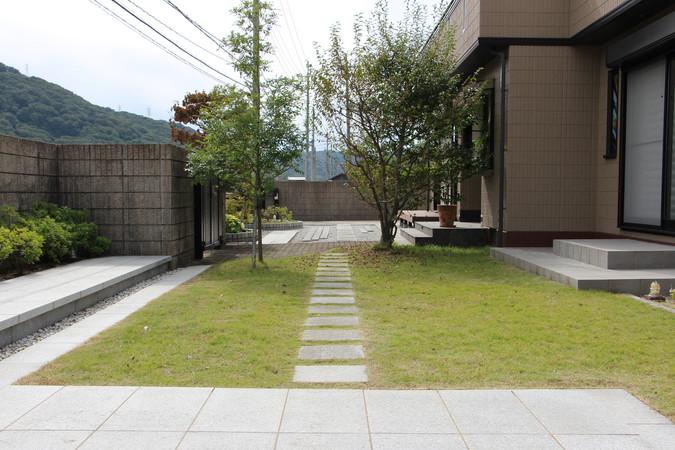 05/23 見立ての庭 ガーデン工事