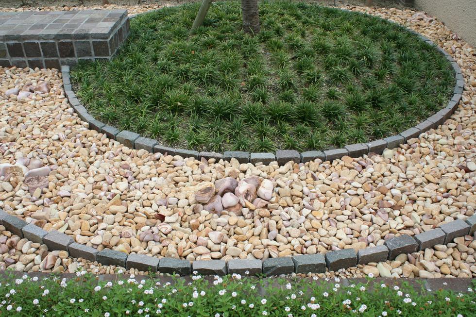 09/11 出迎えの庭 ガーデン工事