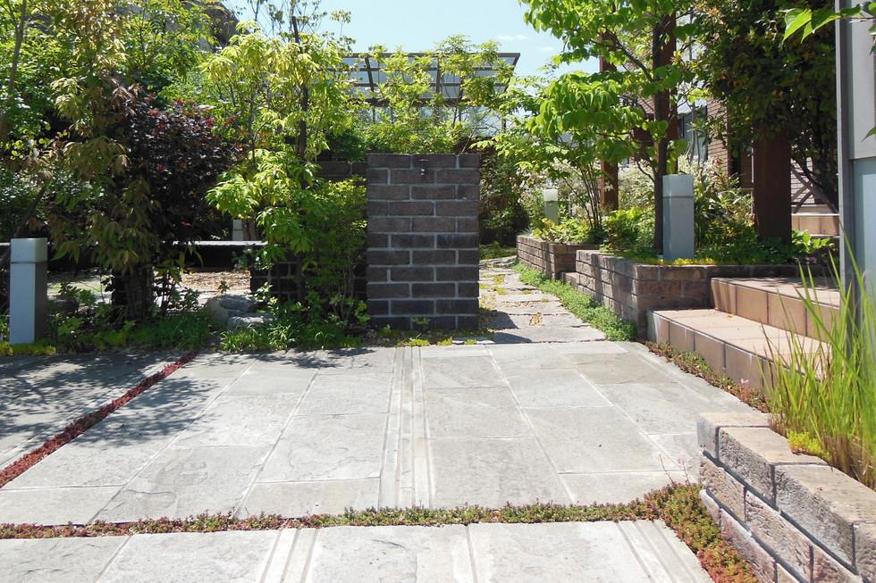 10/32 植物好きのための庭 ガーデン工事