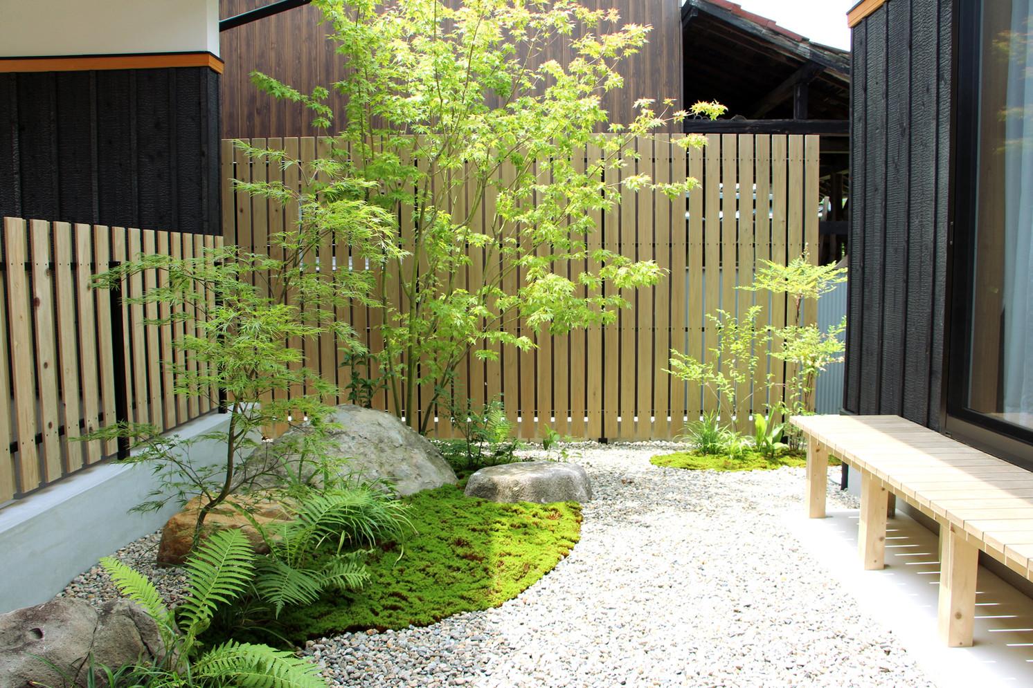 オープンとクローズドと|ガーデン&エクステリア工事