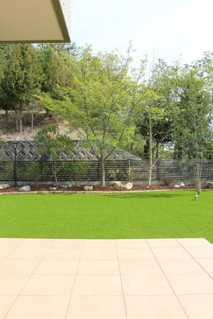 01/23 愛犬たちと過ごす庭 ガーデン工事