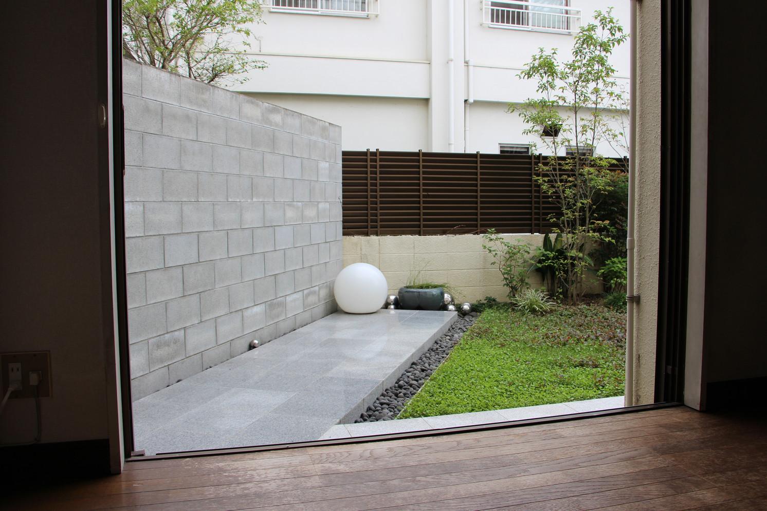 自邸 未完の庭|ガーデン工事(リノベーション)