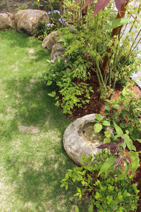 07/32 オープンとクローズドと ガーデン&エクステリア工事