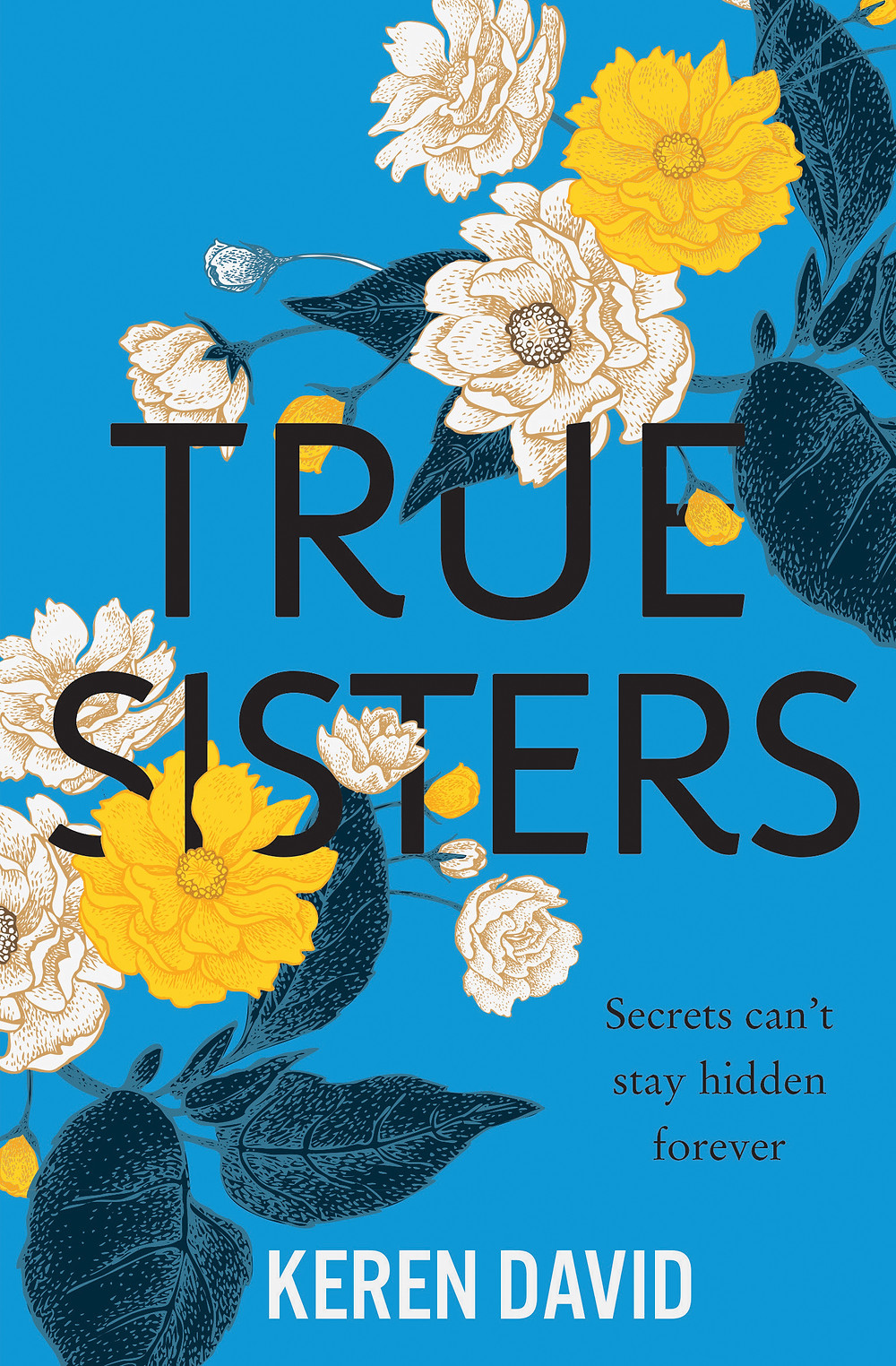 True Sisters, a book for dyslexic teens about friendship and family relationships