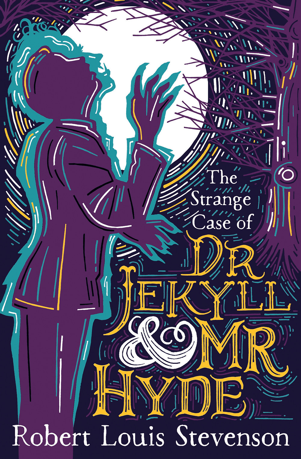 A dyslexia-friendly version of the classical novel The Strange Case of Dr Jekyll and Mr Hyde