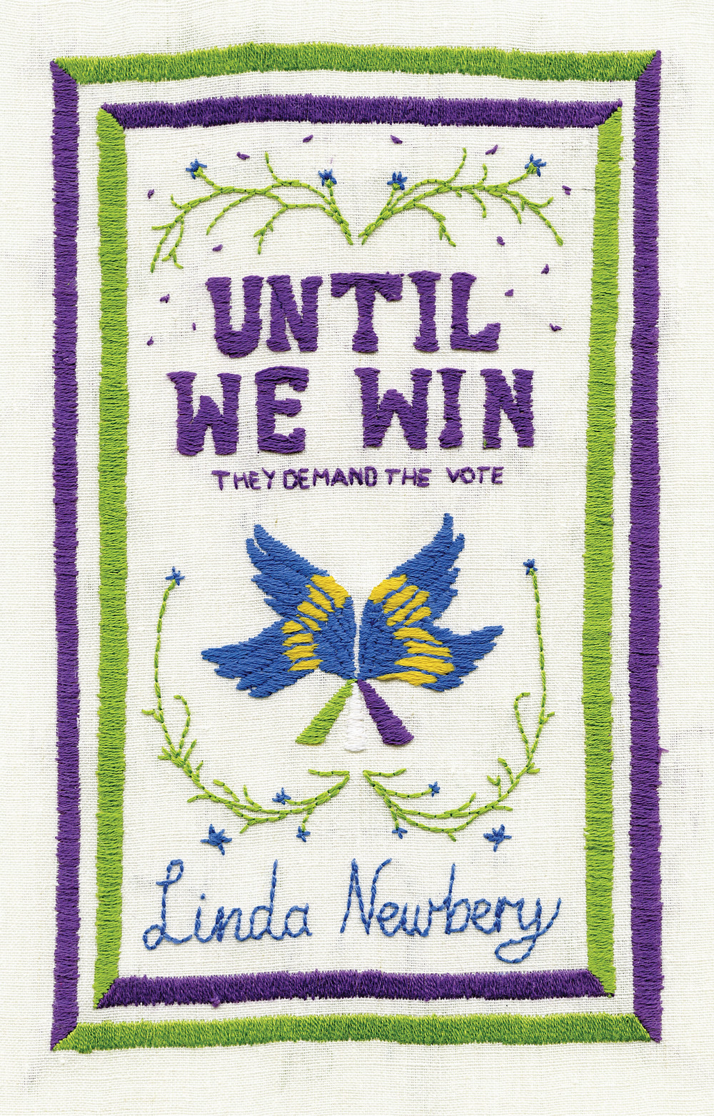 Until We Win, a book for dyslexic teens about the suffragette movement