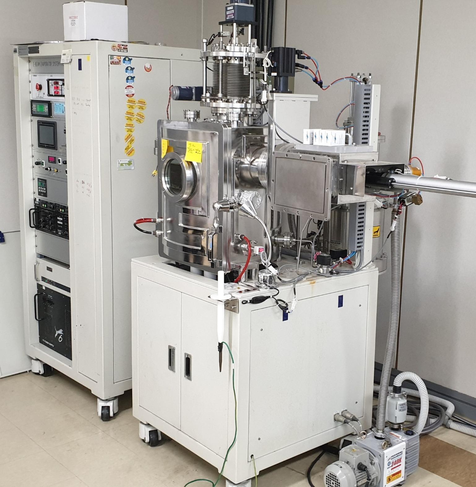 e-beam evaporator (Korea Vacuum Tech