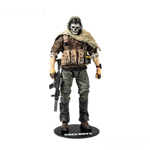 CALL OF DUTY MODERN WARFARE SPECIAL GHOST (ACTION FIGURE)