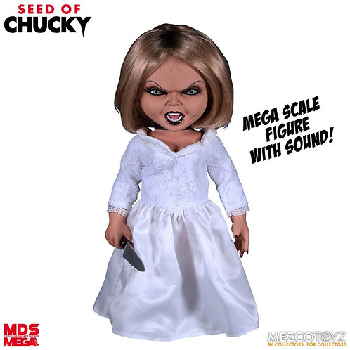 SEED OF CHUCKY MDS MEGA SCALE TALKING TIFFANY (ACTION FIGURE)