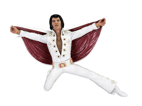 ELVIS PRESLEY LIVE IN 72 (ACTION FIGURE)