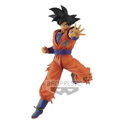 DRAGON BALL CHOSENSHIRETSUDEN SON GOKU (ESTÁTUA)