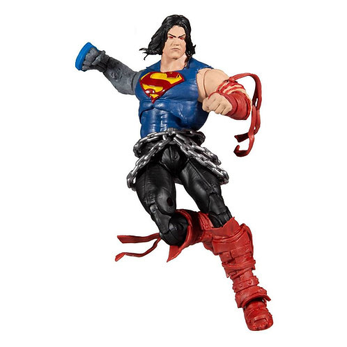 DC MULTIVERSE DEATH METAL SUPERMAN (ACTION FIGURE)
