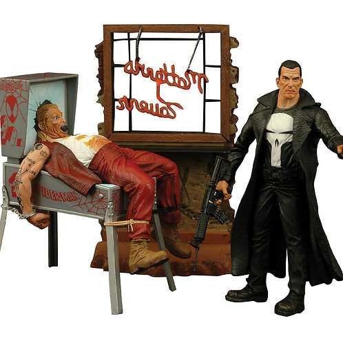 MARVEL SELECT PUNISHER (ACTION FIGURE)