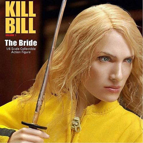KILL BILL MY FAVOURITE MOVIE THE BRIDE (ACTION FIGURE)