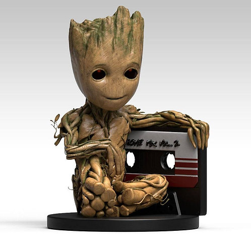 MARVEL GUARDIAN OF THE GALAXY BABY GROOT (MEALHEIRO)