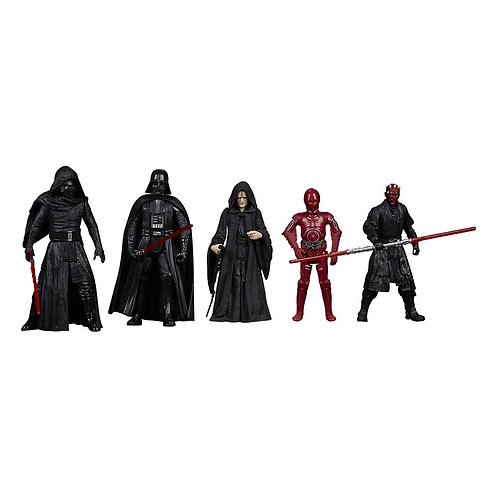 STAR WARS CELEBRATE THE SAGA 5 PACK SITH (ACTION FIGURE)