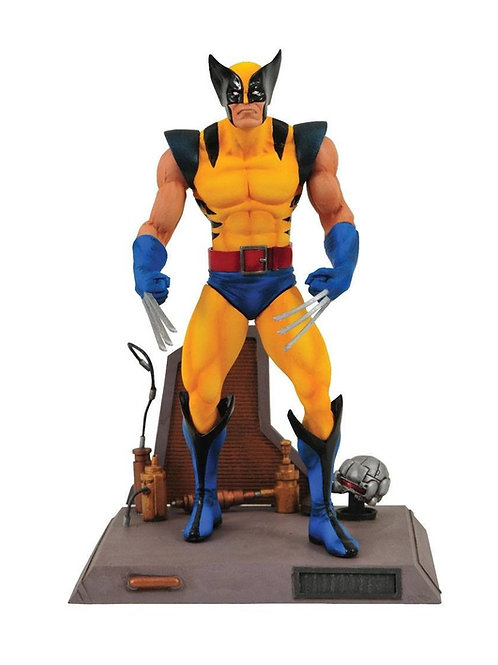 MARVEL SELECT WOLVERINE (ACTION FIGURE)