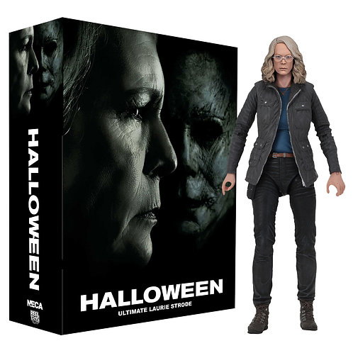HALLOWEEN 2018 ULTIMATE LAURIE STRODE (ACTION FIGURE)