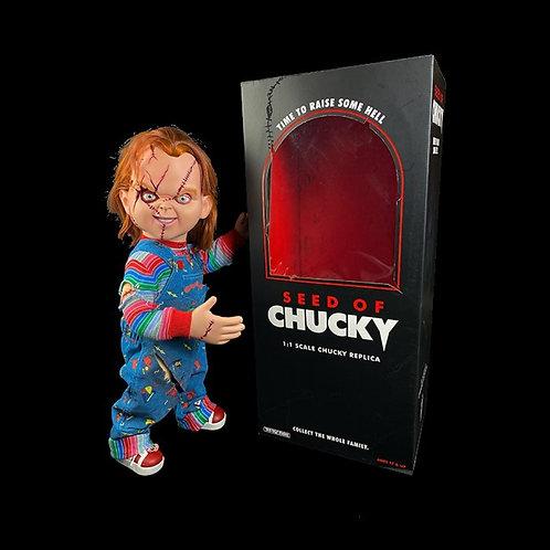 SEED OF CHUCKY PROP CHUCKY DOLL LIFE SIZE CHUCKY (ACTION FIGURE)