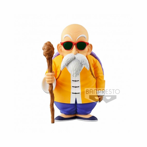 DRAGON BALL ORIGINAL FIGURE COLLECTION MASTER ROSHI (ESTÁTUA)