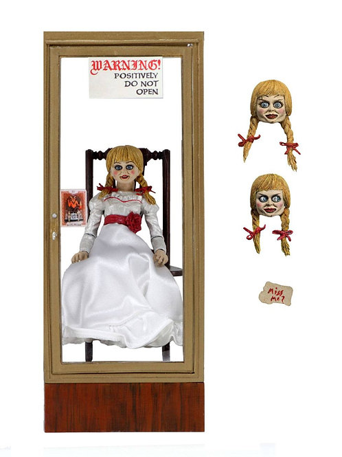 THE CONJURING UNIVERSE ULTIMATE ANNABELLE (ACTION FIGURE)