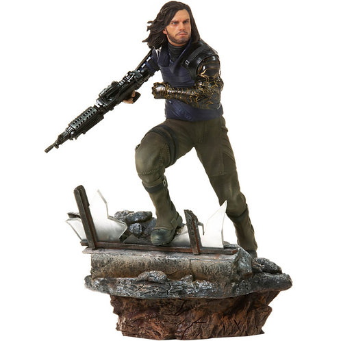 AVENGERS ENDGAME BDS ART SCALE WINTER SOLDIER (ESTÁTUA)