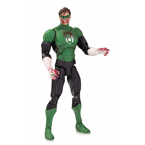 DC ESSENTIALS GREEN LANTERN DCEASED (ACTION FIGURE)