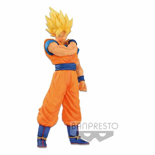 DRAGON BALL Z RESOLUTION OF SOLDIERS SUPER SAIYAN GOKU (ESTÁTUA)