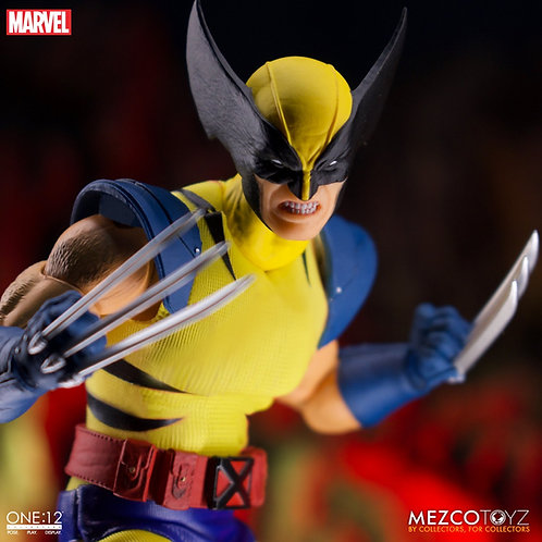 MARVEL UNIVERSE WOLVERINE DELUXE STEEL BOX EDITION (ACTION FIGURE)