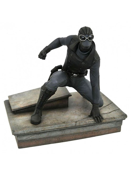 MARVEL VIDEOGAME SPIDER-MAN GALLERY SPIDER-MAN NOIR EXCLUSIVE (ESTÁTUA)