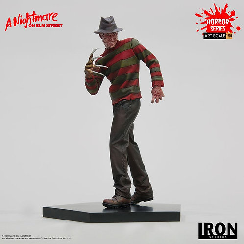NIGHTMARE ON ELM STREET ART SCALE FREDDY KRUEGER (ESTÁTUA)