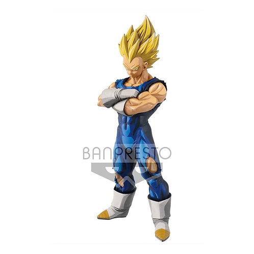 DRAGON BALL Z GRANDISTA SUPER SAIYAN VEGETA MANGA DIMENSIONS (ESTÁTUA)
