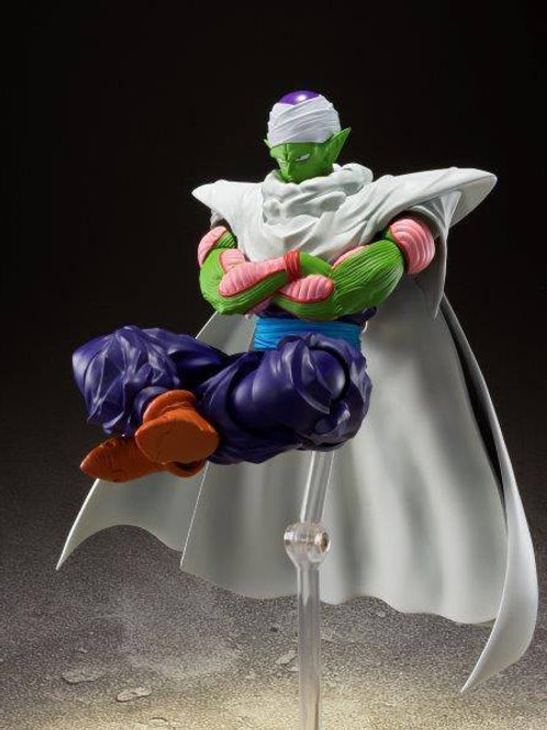 DRAGON BALL Z SUPER SH FIGUARTS PICCOLO THE PROUD NAMEKIAN (ACTION FIGURE)