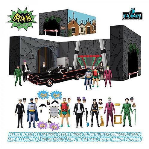 THE WARRIORS 5 POINTS DELUXE BOX SET BATMAN (ACTION FIGURE)