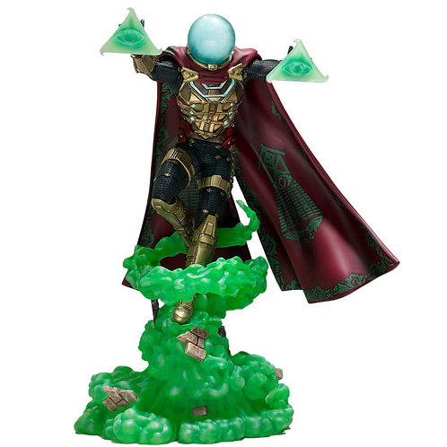 MARVEL SPIDER-MAN FAR FROM HOME BDS ART SCALE MYSTERIO (ESTÁTUA)