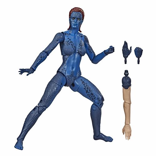 X-MEN MARVEL LEGENDS 2020 MYSTIQUE (ACTION FIGURE)