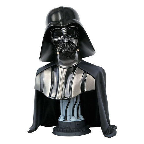 STAR WARS EPISODE IV LEGENDS 3D DARTH VADER (BUSTO)
