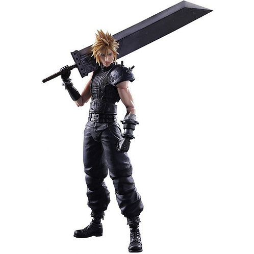 FINAL FANTASY VII REMAKE PLAY ARTS KAI CLOUD STRIFE (ACTION FIGURE)